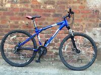 GT Aggressor hardtail mountain bike