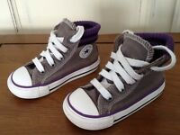 Kids Converse All Star Hi-Tops UK Size 5