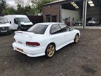 Subaru Impreza WRX JDM