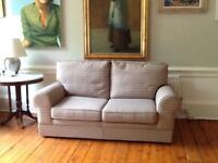 Beautiful Marks and Spencer Double Sofa Bed £195 only