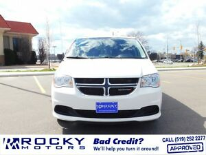 2013 Dodge Grand Caravan SE $21,995 PLUS TAX
