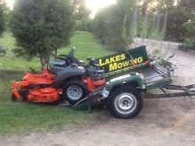 Lawn mowing business Lakes Entrance East Gippsland Preview