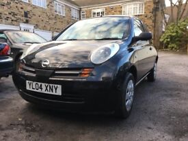 K12 Nissan Micra 2004 - 62k miles - Runs but needs a timing chain