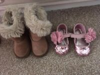 Girls next shoes size 3