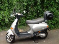 Vespa ET2 Scooter 50cc