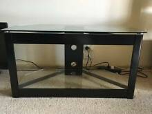 Glass Tv stand Armidale City Preview