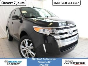 2014 Ford Edge LIMITED AWD NAVI CUIR TOIT MUST GO