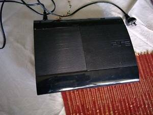 PS3 SLIM 12GB MODEL Calwell Tuggeranong Preview