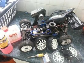 big rc car 1/8