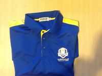 "Proquip Ryder Cup Staff Shirt XL (50"" chest)"