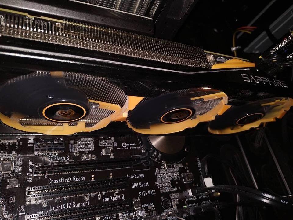Sapphire AMD Radeon R9 290 Tri-X OC 4GB GDDR5 Gaming Graphics Card | in  Plymouth, Devon | Gumtree