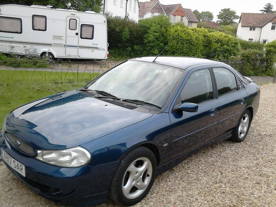 ford mondeo st24 2 5v6 in wantage oxfordshire gumtree