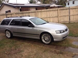 2003 Ford Ba wagon 7 seater Crestmead Logan Area Preview