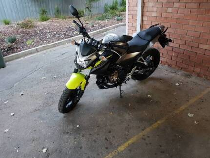 Honda CB300F ABS (CB300FA)
