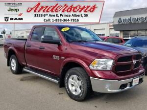2017 Ram 1500 Outdoorsman *Clean SGI/Low KM*