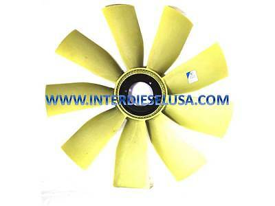 Fan Blade For Indusrial And Generators Engines Perkins 38 Inch Diameter