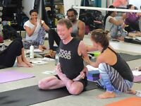 **Yoga classes, newcomers to devotees, Kids & Family, Forest Gate E7