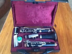 Buffet B12 Clarinet, good condition.