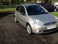 Ford fiesta in very good condition