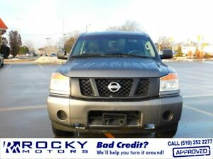 2015 Nissan Titan - BAD CREDIT APPROVALS