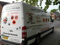 KMP Services Man With Van