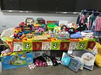 Baby & children's clothes and toys Market