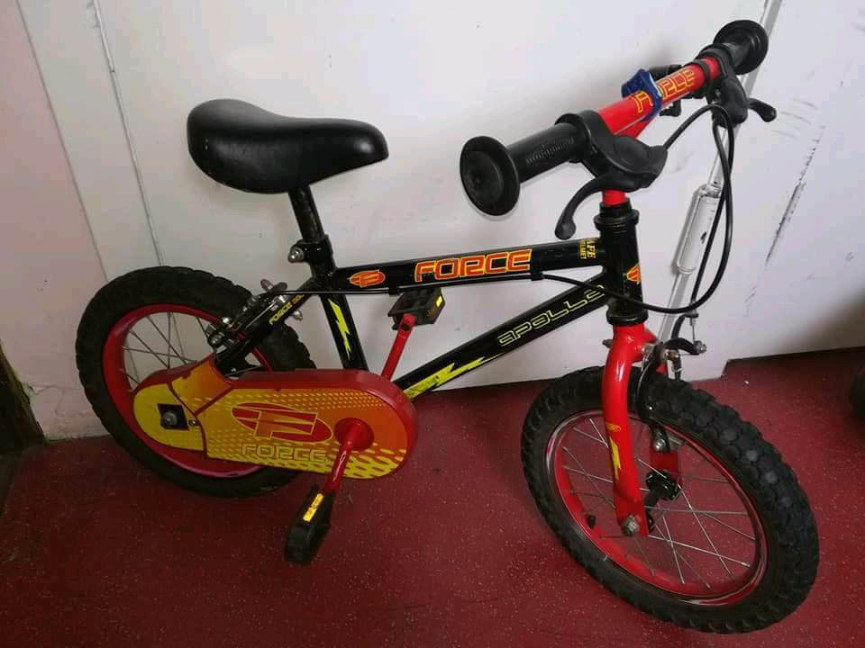 Great Quality Apollo Force Bike 3-6yrs