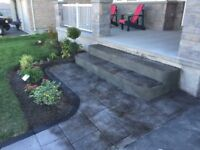 ONE OF A KIND- STAMPED CONCRETE