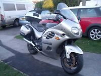 TRIUMPH TROPHY 900 FOR SALE OR SWAP (CAR OR RACE BIKE 600-750CC)