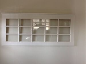 Picture frame with shelf
