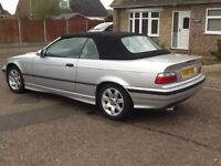 Bmw convertible 2.8 low miles