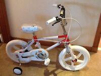 """Boys 14"""" bike **NEW**"""