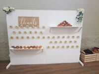 Doughnut Wall (Perfect for Wedding or Event)
