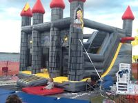 Largest Inflatable Castle in Northern Ontario. The Giant Castle