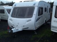 2008 sterling ECCLES sapphire 5 berth double DINNETTE with fitted mover