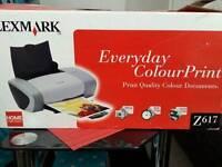 New Printer Lexmark