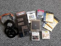 Large lot of filters