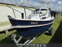 Mitchell 19 Fishing Boat