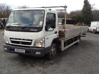 Mitsubishi fuso canter 7.5 ton. 2011. 61 reg. Excellent condition 1 owner