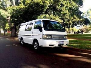 Ford Maxi Econovan ready to travel. Perth Perth City Area Preview
