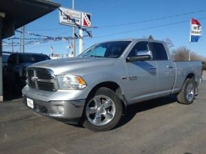 2013 Ram 1500 BIG HORN , WITH NAV, 4X4 , TOW PACKAGE**