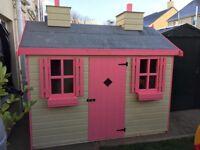 Plum Cottage Playhouse