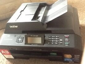 Brother Professional Printer/Scanner/Fax