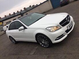 2013 Mercedes C220 cdi executive blu efficienty