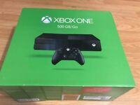 Xbox one 500gb console , one controller & 7 games ! Price stands , no offers !