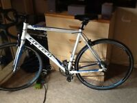 Carrera Virtuoso 54cm (L) Road Bike - White - USED