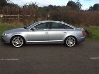 Audi A6 2.7 Tdi Quattro S-Line automatic, service history, long Mot, Any inspection welcome £5495ono