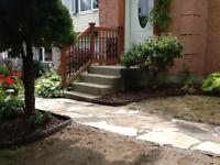 Masonry, interlock and retaining wall repair/rebuild