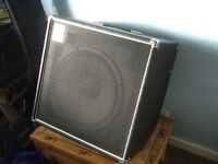 Ampeg BA115 Bass Amplifier - barely used