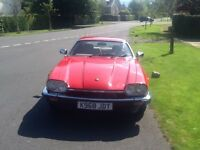 Jaguar Xjs 4.0lt rare manual